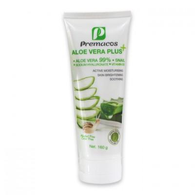 Premacos Aloe Vera Plus Gel 160 g