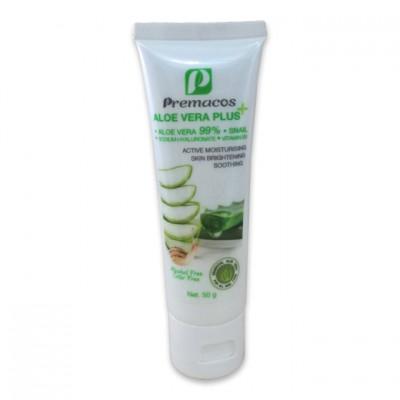 Premacos Aloe Vera Plus Gel 50 g