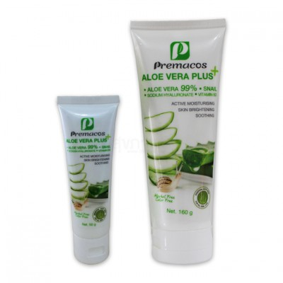 Premacos Aloe Vera Plus 50 g + 160 g