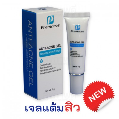 Premacos Anti-Acne Gel 7 g